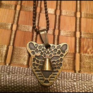 Jaguar 🐆 Necklace